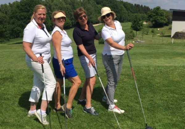 "2018-5-15,16,17 ""Ladies Trip – Gut Heckenhof in D."""